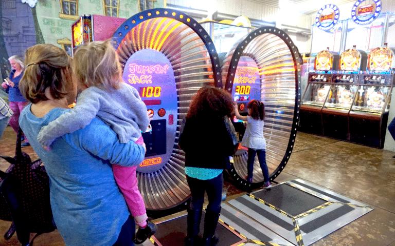 kenosha arcade, arcade in kenosha, kids arcade in kenosha