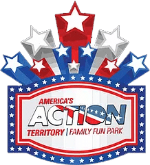 action territory logo, action territory, america's action territory