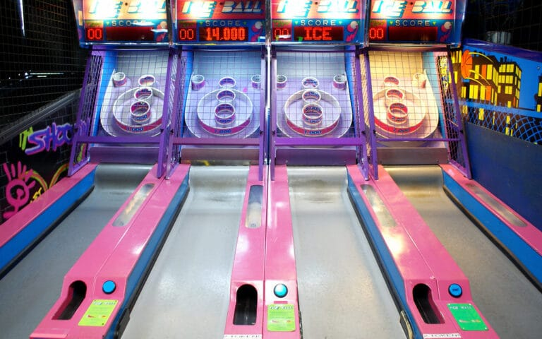 arcade in kenosha, kids arcade kenosha, kenosha kids activities