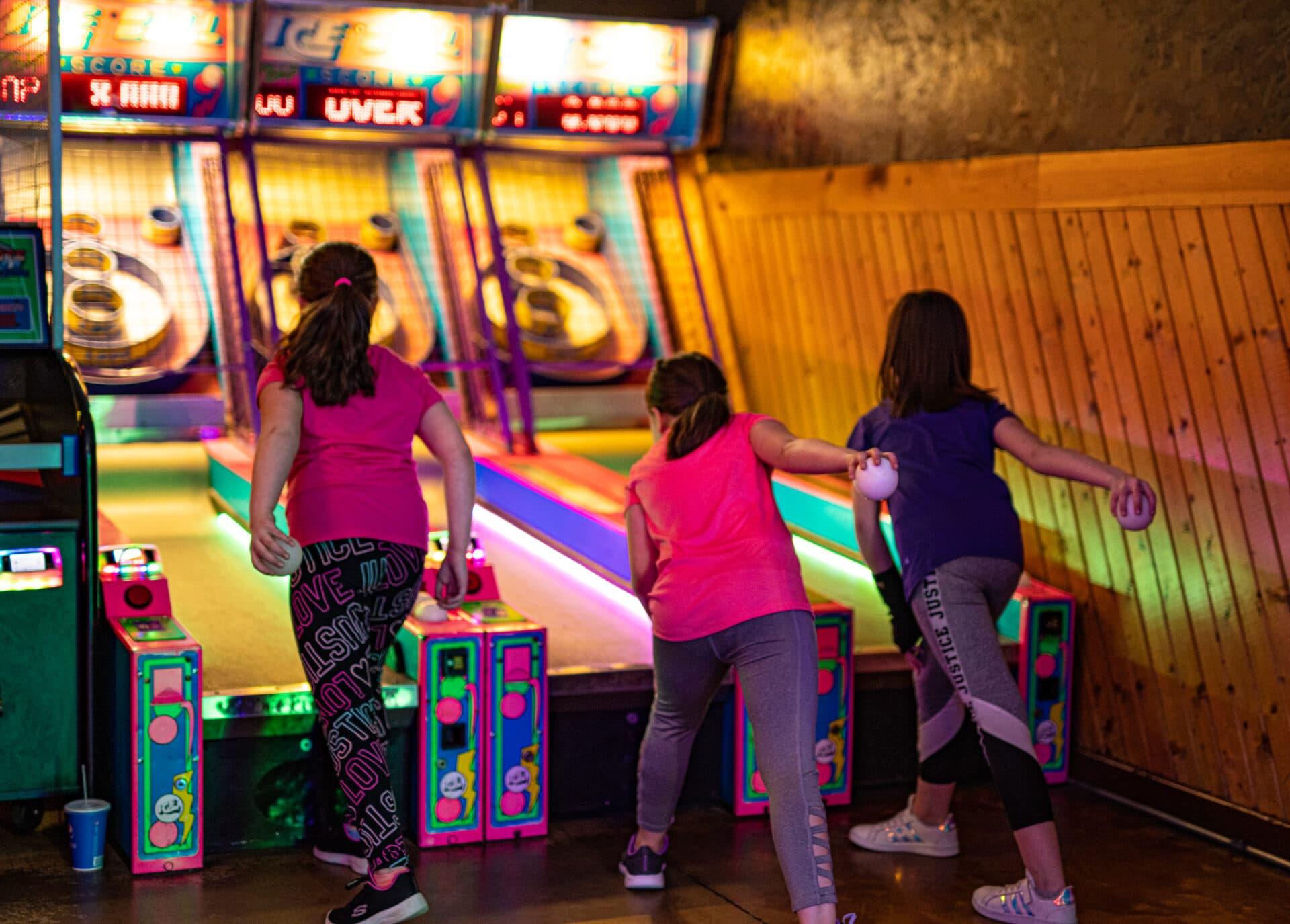 arcade in kenosha, kenosha arcade, kenosha fun park