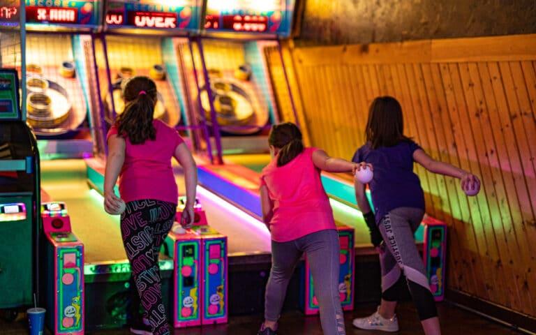 private parties in kenosha, arcade in kenosha, kids arcade in kenosha