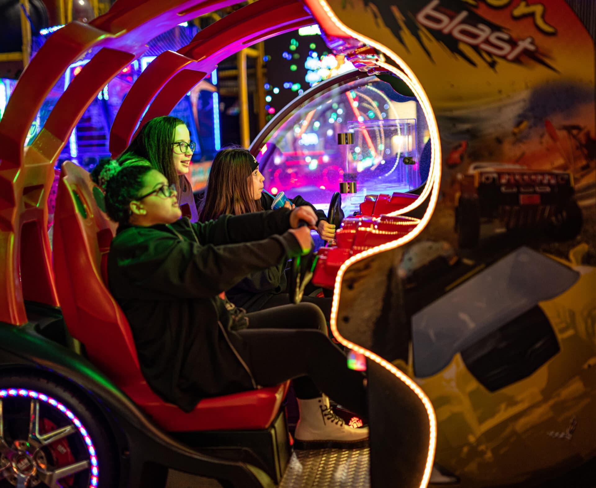 arcade in kenosha, kenosha arcade, america's action territory
