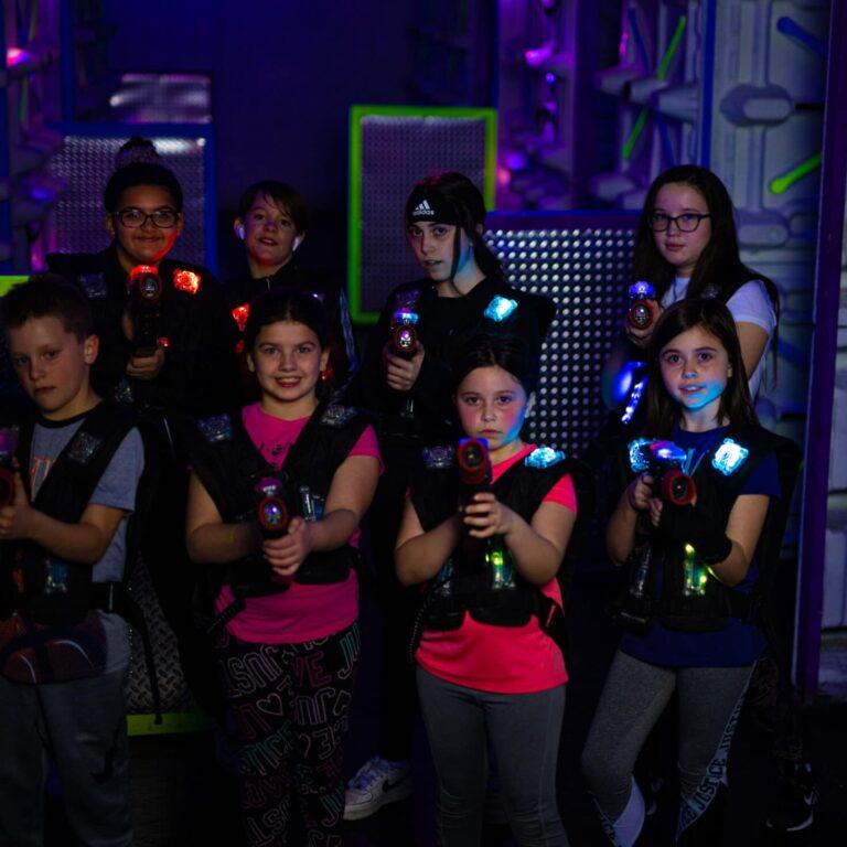 kenosha laser tag, kenosha amusement park, family fun in kenosha