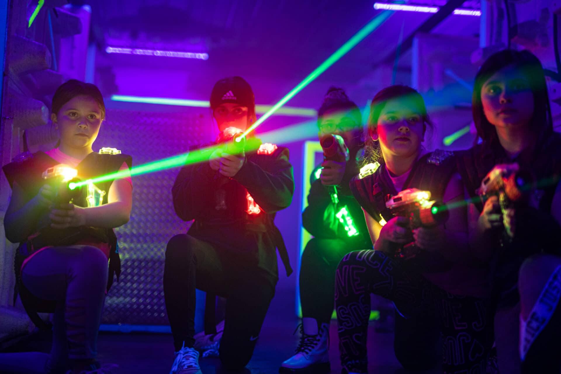 laser tag in kenosha, kenosha laser tag, family fun in kenosha