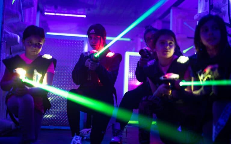 laser tag in kenosha, kenosha laser tag, kenosha amusement park