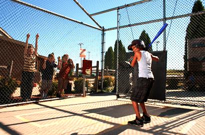 kenosha batting cages, family activities in kenosha, baseball cages in kenosha