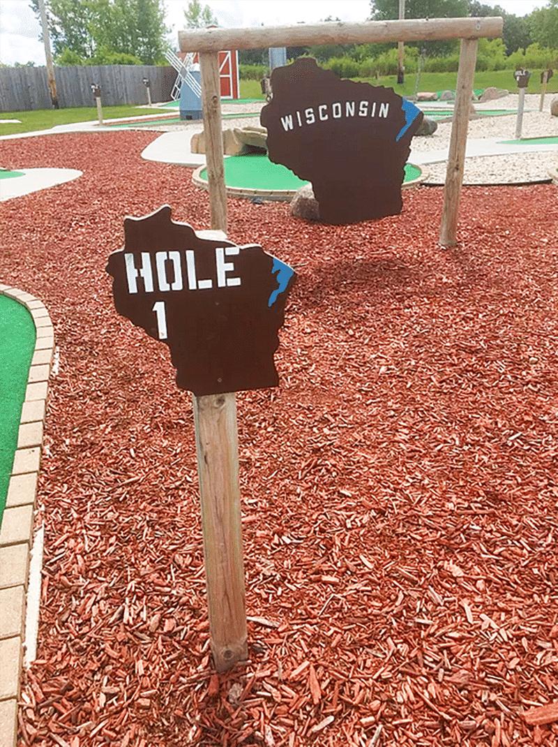 mini golf in kenosha, putt putt golf in kenosha, miniature golf in kenosha
